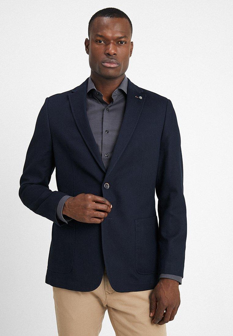 Bugatti - JACKET - Blazer jacket - navy