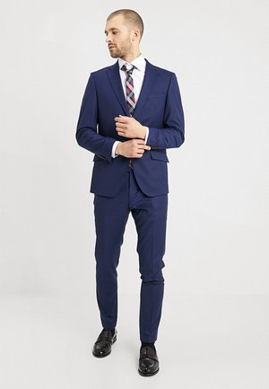 SUITS SLIM FIT - Dress - blue