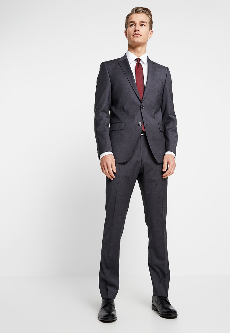 Bugatti - SUIT MODERN FIT - Suit - dark grey