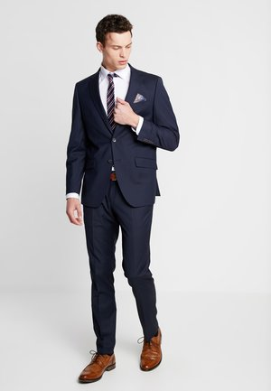SUIT REGULAR FIT - Anzug - dark blue