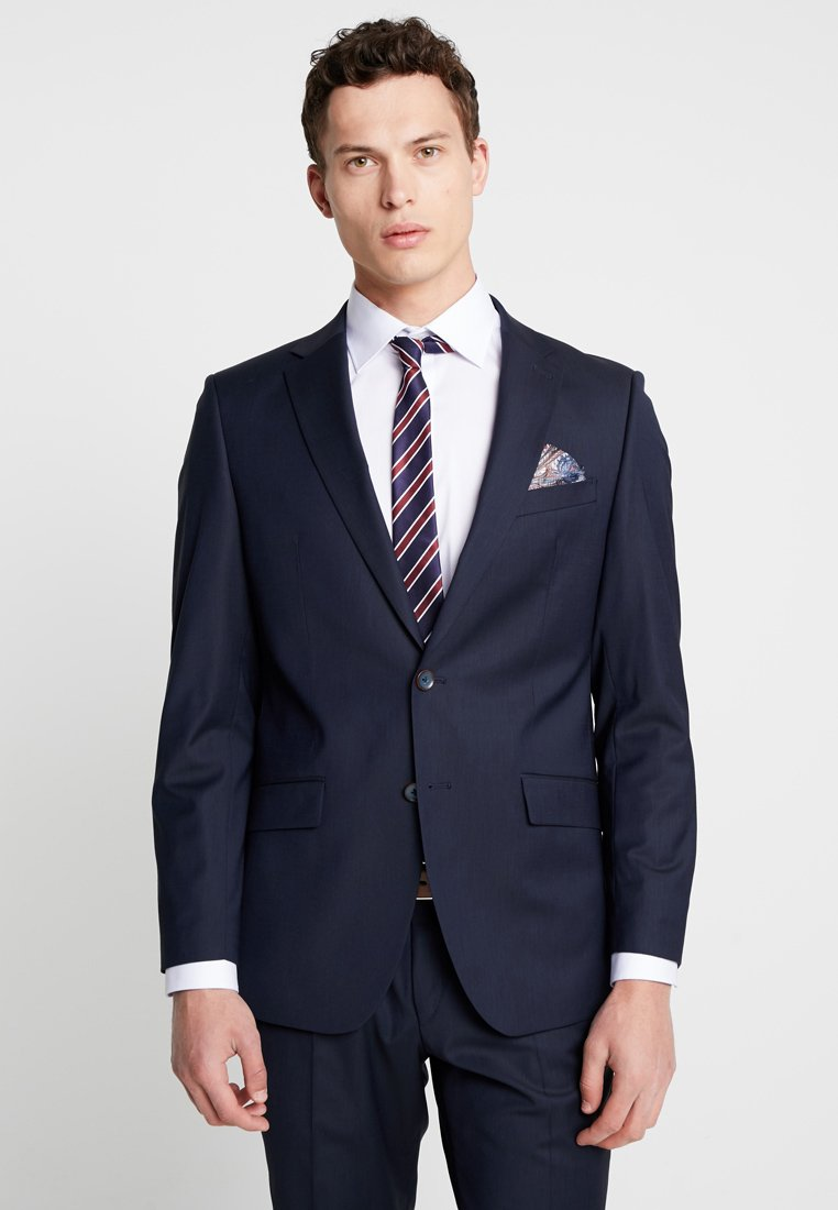 Dark Regular FitCostume Blue Suit Bugatti EYIeWHD29