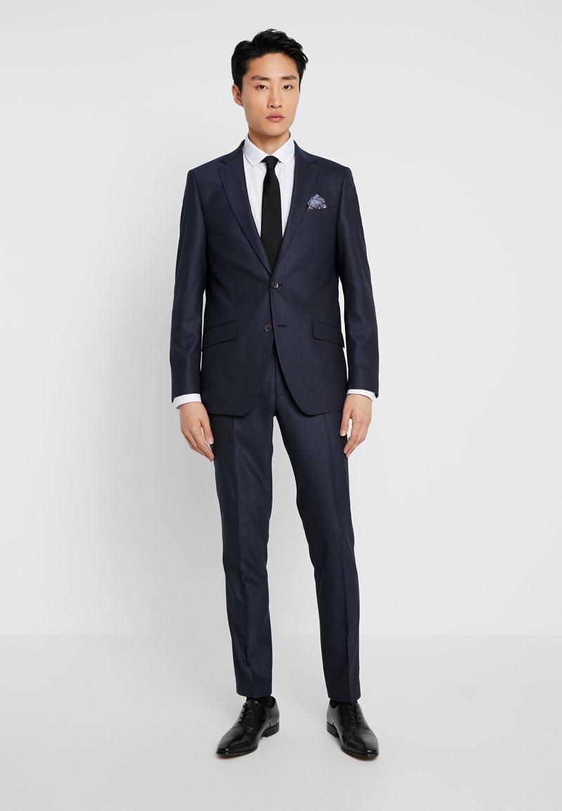 Bugatti - SUIT SLIM FIT - Suit - bleu