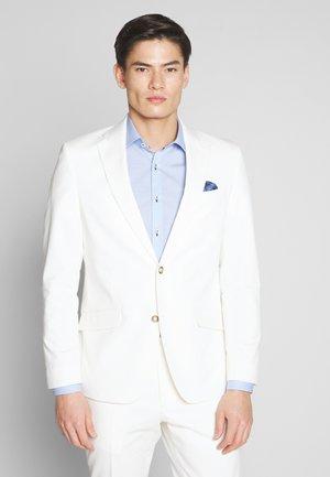 SUIT - Oblek - white