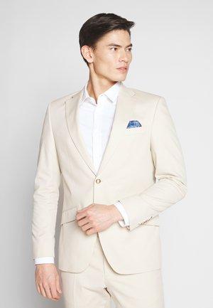 SUIT - Anzug - beige