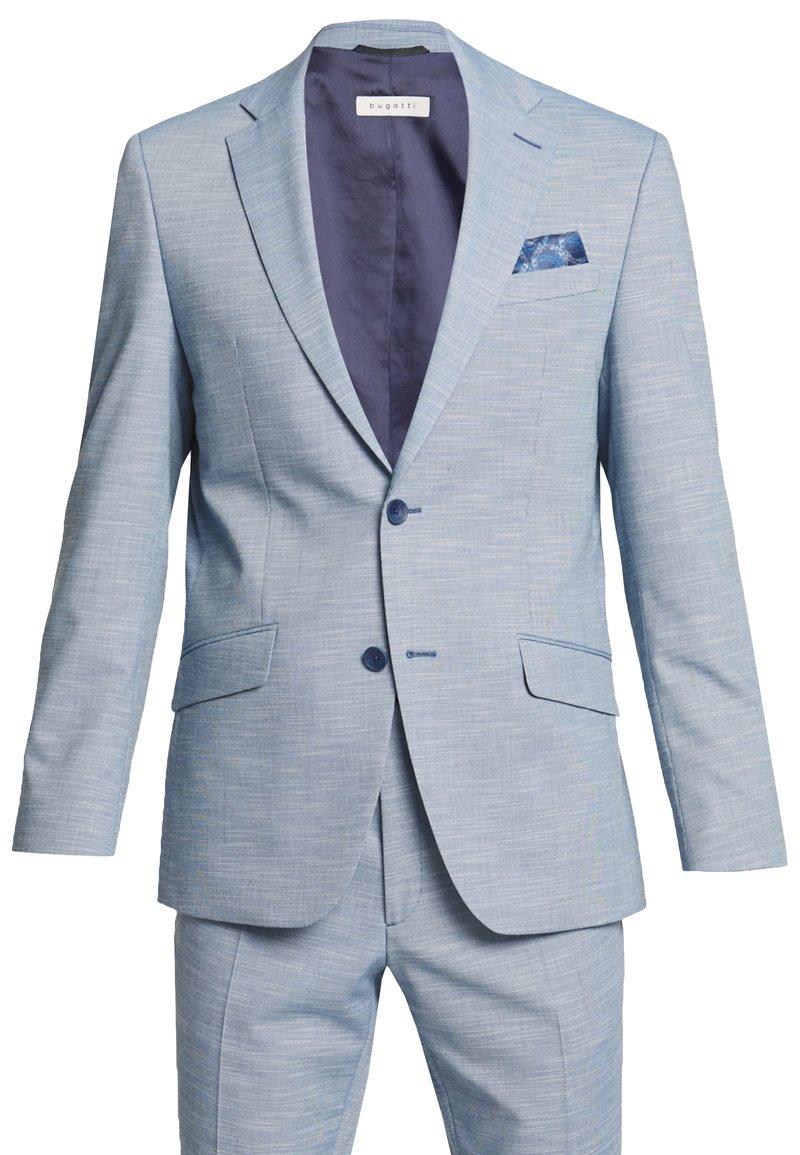 Bugatti - SUIT - Kostuum - light blue