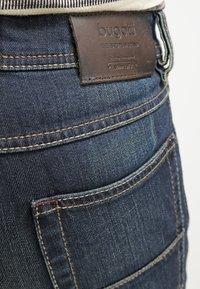 Bugatti - NEVADA - Straight leg jeans - dirty wash - 5