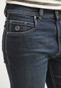 Bugatti - NEVADA - Straight leg jeans - dirty wash - 4
