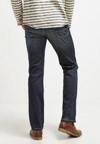 Bugatti - NEVADA - Straight leg jeans - dirty wash - 2