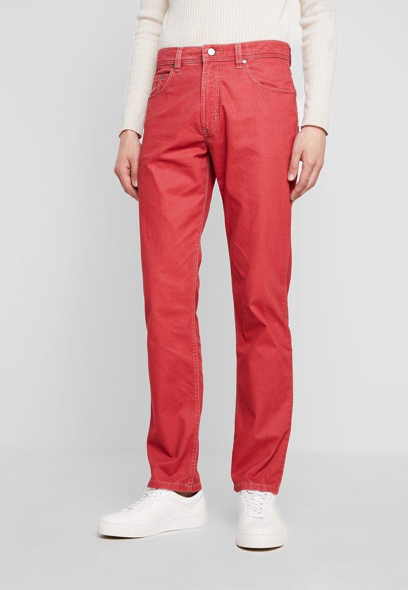 Bugatti - NEVADA - Trousers - red