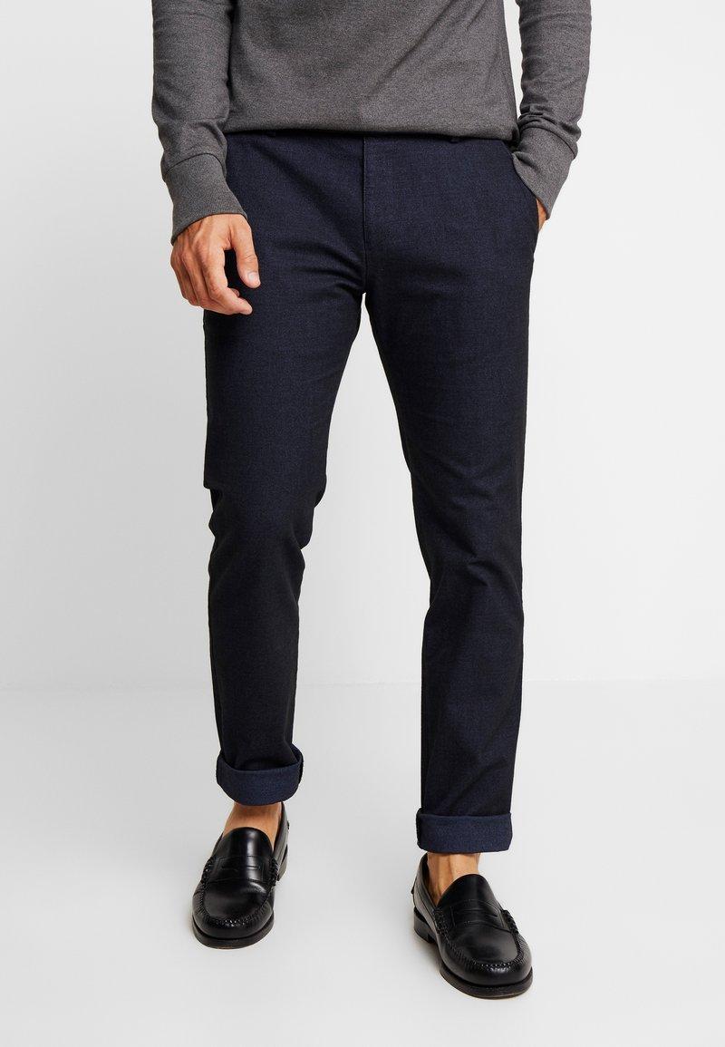 Bugatti - TROUSER - Pantalon classique - blue