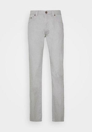 BROKEN TWILL TROUSER - Trousers - light grey