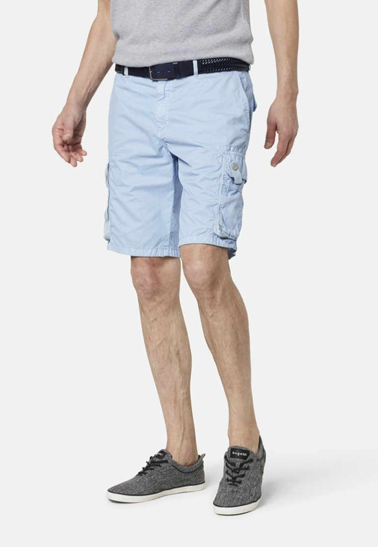 Bugatti - LEICHTEN SOMMERWARE - Shorts - blue