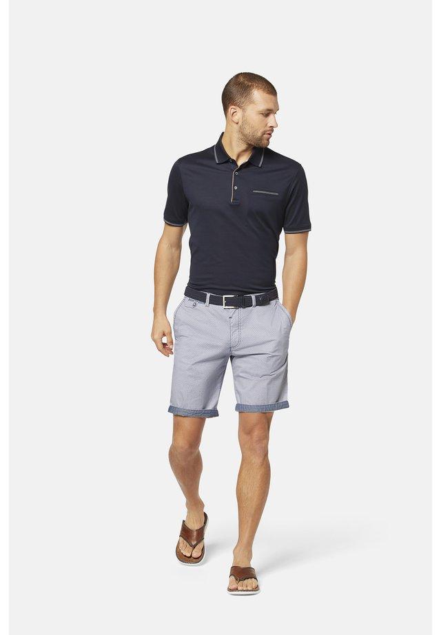 BUGATTI HERREN SHORTS - Shorts - marine (52)