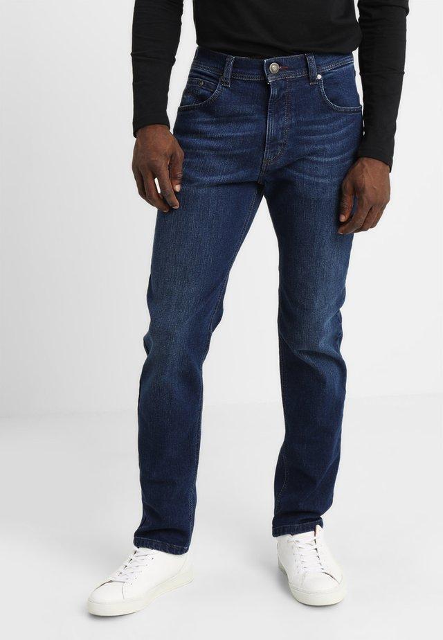NEVADA - Jeansy Straight Leg - blue