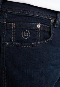 Bugatti - NEVADA - Straight leg jeans - blue-black - 4