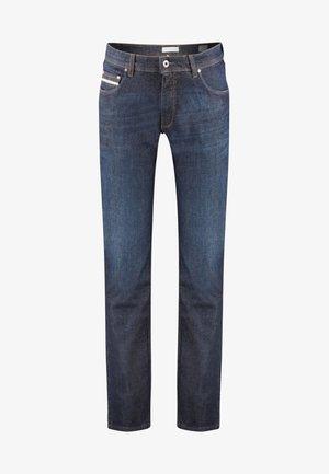 MÜNSTER - Straight leg jeans - marine