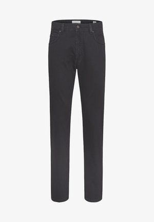 FIVE-POCKET - Pantalon classique - dark grey