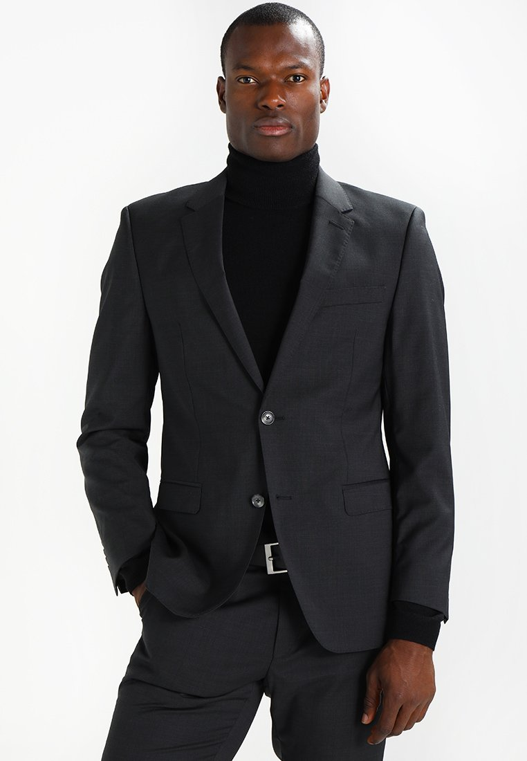 Bugatti - MODERN FIT - Suit jacket - grau