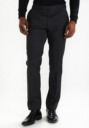 Oblekové kalhoty - grau