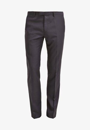 Spodnie garniturowe - marine