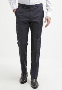 Bugatti - Pantalon de costume - marine - 0