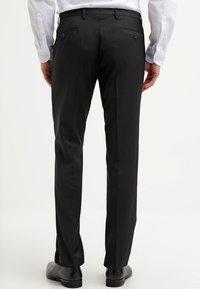 Bugatti - Pantalon de costume - black - 2
