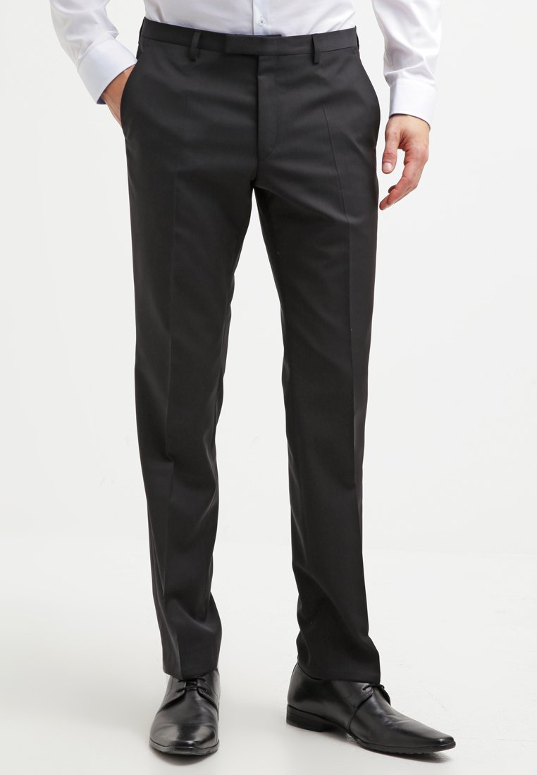 Bugatti - Pantalon de costume - black