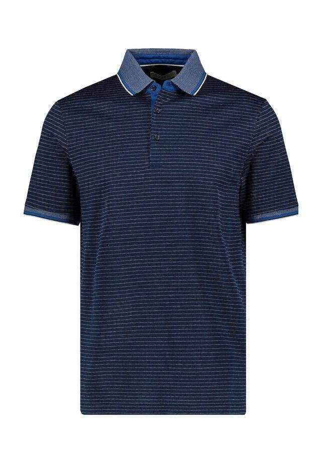 BUGATTI HERREN POLOSHIRT KURZARM - Polo shirt - marine (52)