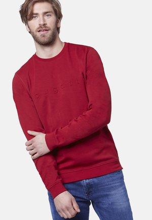 MIT EINER  - Sweatshirt - red