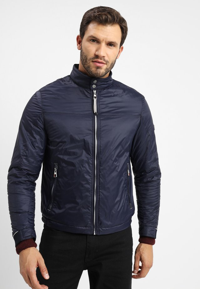 JACKET ALL SEASON - Chaqueta fina - navy
