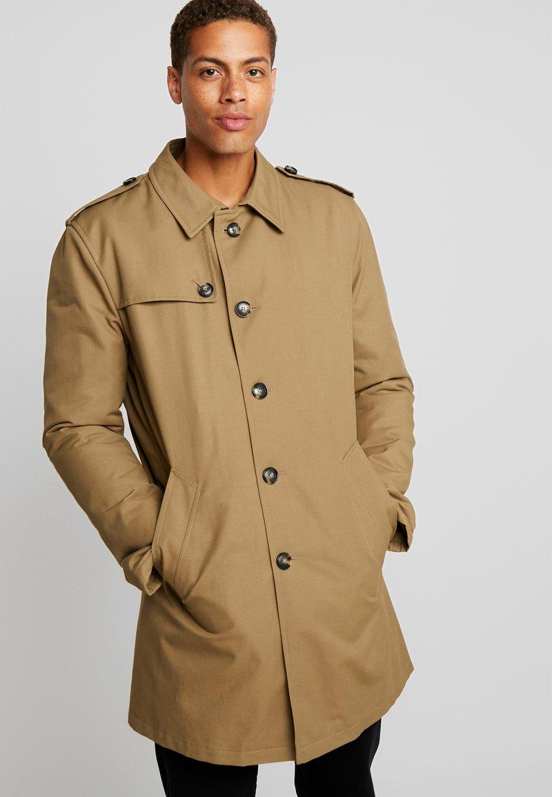 Bugatti - COAT  - Short coat - beige