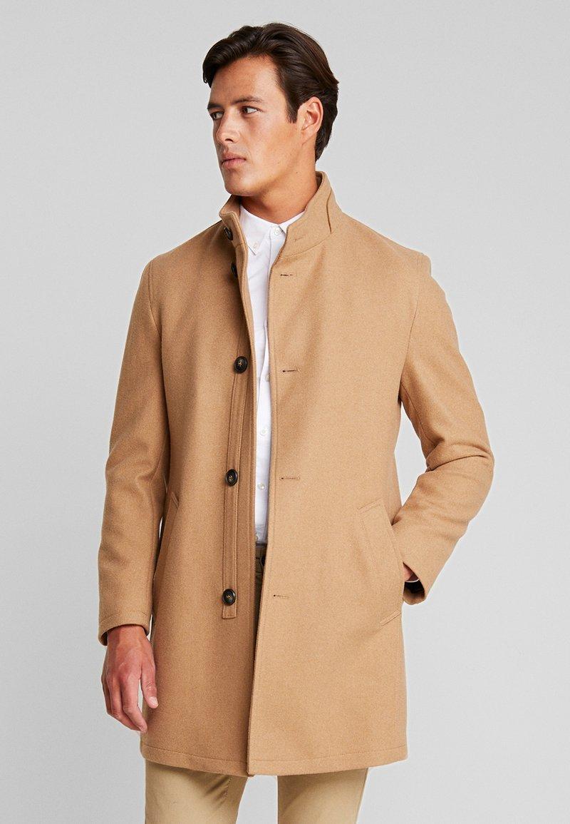 Bugatti - COAT - Classic coat - beige