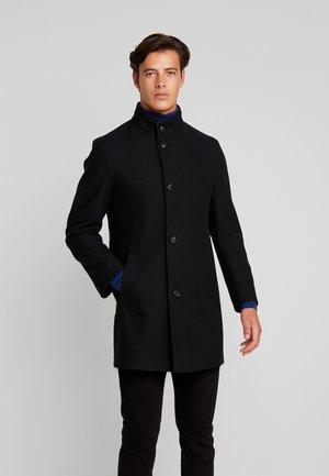 COAT - Abrigo - black