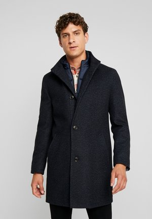 Pitkä takki - blue