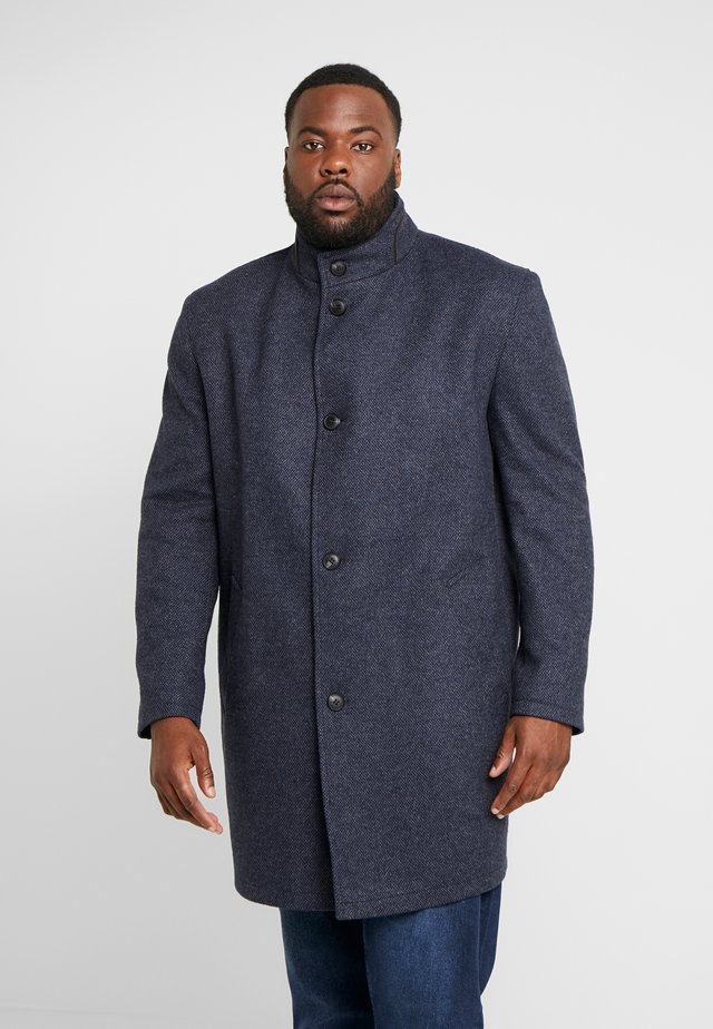 COAT PLUS - Frakker / klassisk frakker - blue