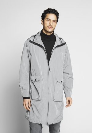 COAT LIMONTA - Impermeable - grey