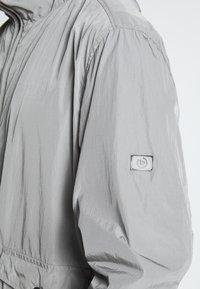 Bugatti - COAT LIMONTA - Impermeable - grey - 5