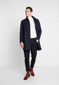 Bugatti - COAT - Classic coat - navy - 1