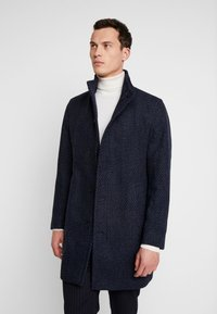 Bugatti - COAT - Classic coat - navy - 0