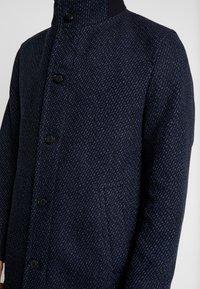 Bugatti - COAT - Classic coat - navy - 5