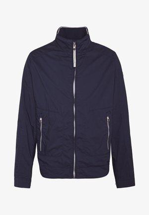 JACKET - Summer jacket - navy