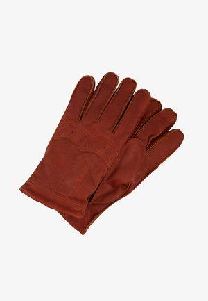 GLOVES - Fingerhandschuh - cognac