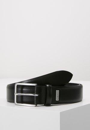 REGULAR - Skärp - schwarz