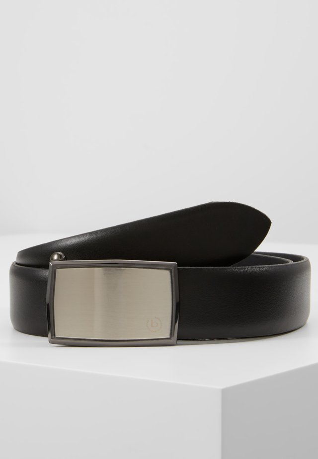 REGULAR - Belt business - black