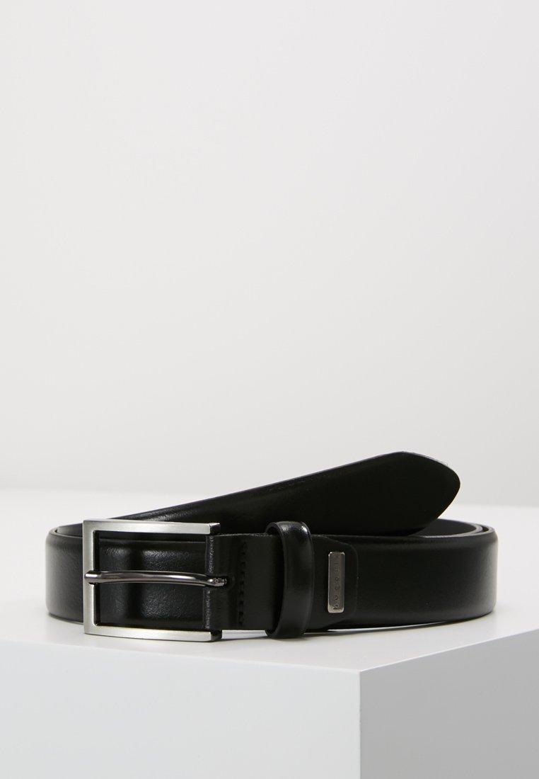 Bugatti - NARROW - Cinturón - black