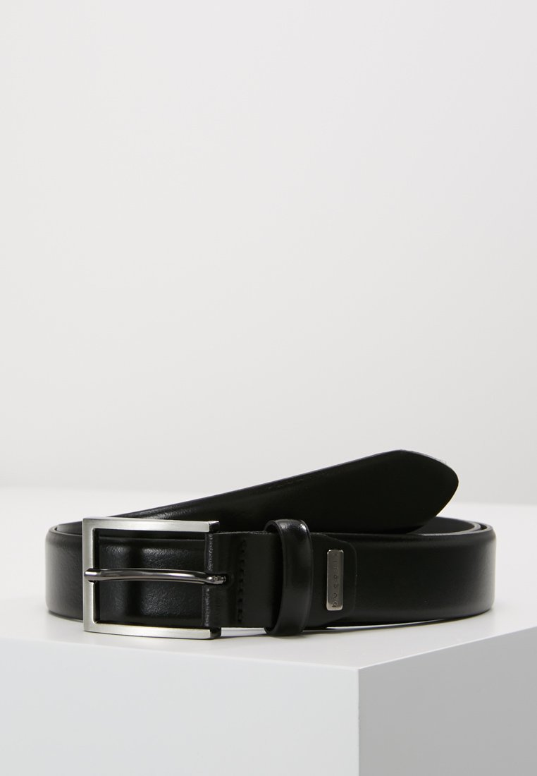 Bugatti - NARROW - Ceinture - black