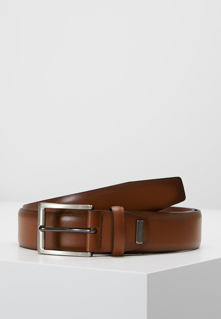 Bugatti - Belt business - cognac