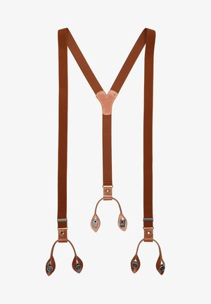 BRACES - Belt - cognac