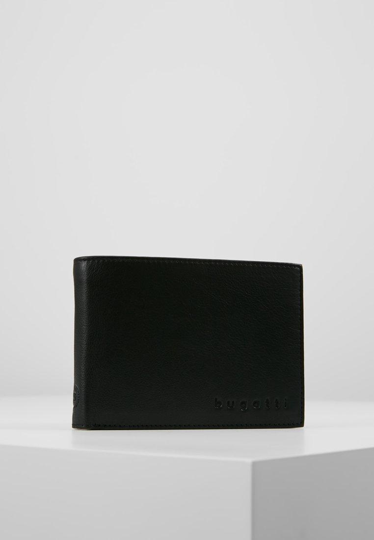 Bugatti - SEMPRE SCHEINTASCHE COIN WALLET - Geldbörse - schwarz