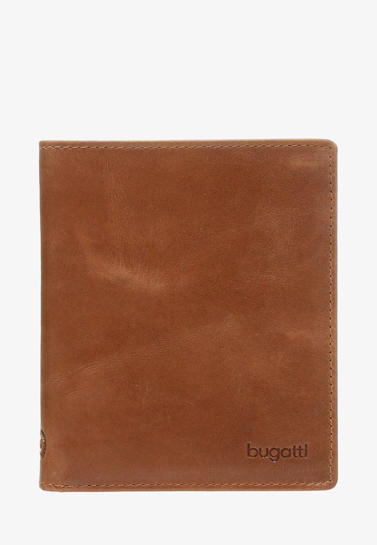 Bugatti - Wallet - cognac